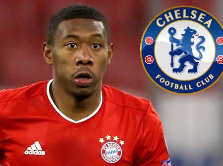 'He has good years left in him' - British Mogul lists reasons why Chelsea should sign David Alaba.