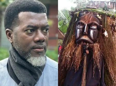 It Is Inferiority Complex That Makes You Think Masquerades And Polygamy Are Barbaric - Reno Omokri