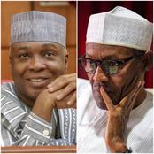 See What Saraki Said About APC And Buhari Government After Meeting With Former President Obasanjo