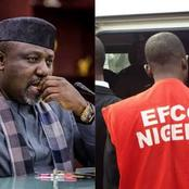 Read Why EFCC Arrested Former Governor Of Imo State, Rochas Okorocha In His Office Today