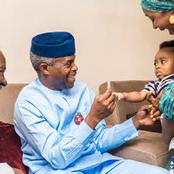Adorable photos of Yemi Osibanjo relating with Nigerians in public