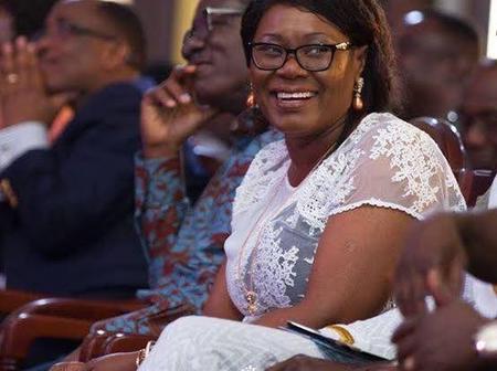 Meet the beautiful wife of Pastor Mensah Otabil
