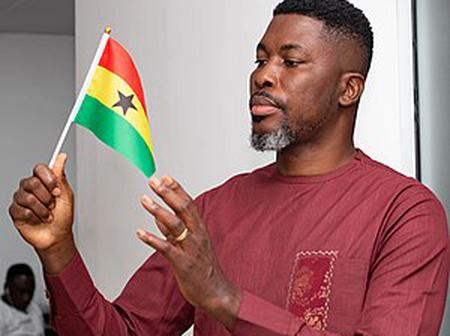 God blessed this land but due to 64 years of fooling, we charge citizens borla tax- Kwame A- Plus