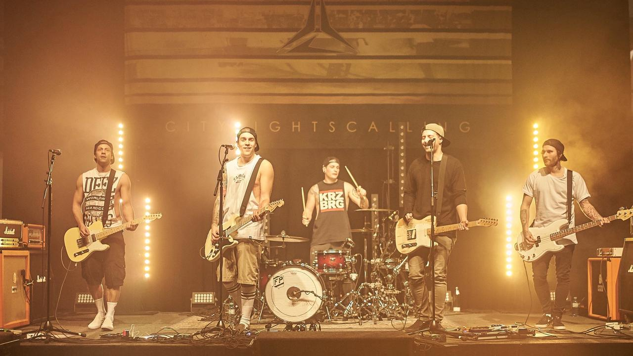 City Lights Calling - Punk-Rock-Band mit Passion