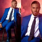 Check Out Comments Of Vee, Wathoni, Neo And Others As Ozo Stuns In  Blue Suit