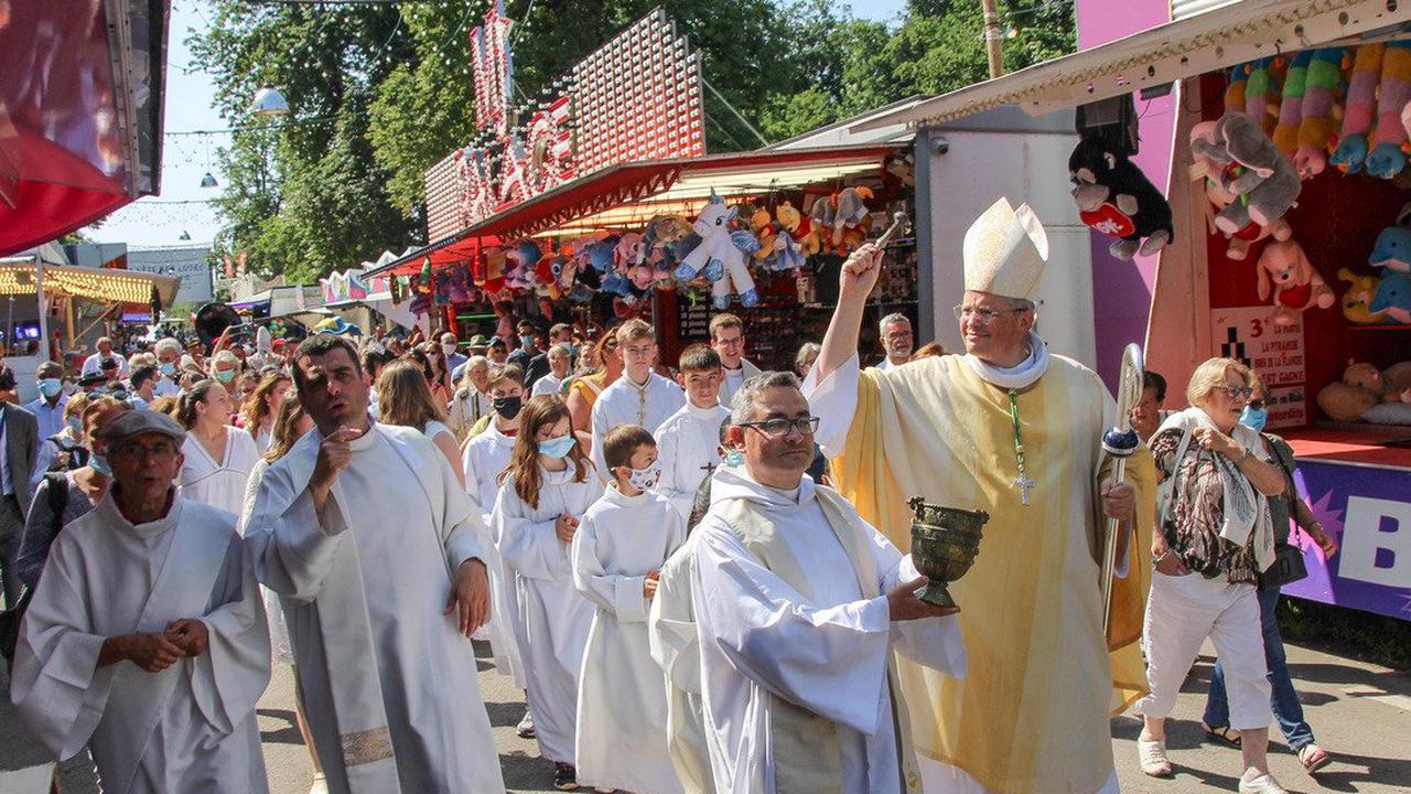 Yvelines. Fête des Loges à Saint-Germain-en-Laye : la Saint-Fiacre, une messe pas comme les autres