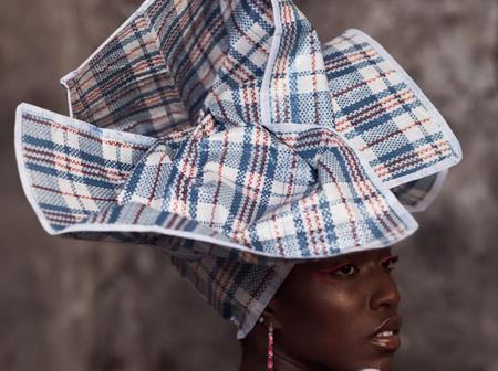 Nigerian Photographer Produce Designs Using West African Iconic Plastic Bags