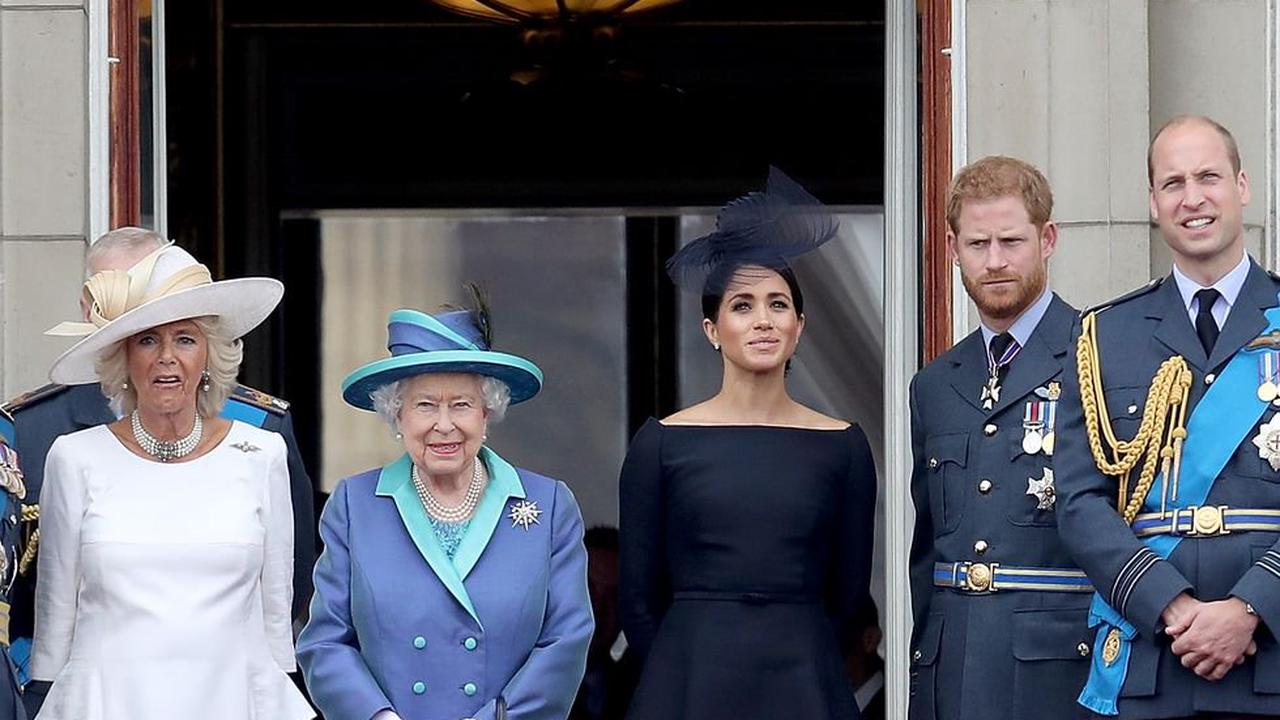 The Royal Family wish the Duchess of Sussex a happy 40th birthday