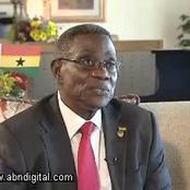 Ghana will never legalize Homosexuality - President John Evans Atta Mills (Throwback)