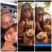 Could This Be Love? See What Kiddwaya And Erica Were Spotted Doing Together In Sierra Leone (PHOTOS)