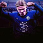 Opinion: See Erling Haaland's Most Likely Chelsea Jersey Number If He Joins The Blues On August.