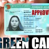 Requirements For Green Card Application This Year