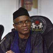 ''Even If My Son Was Kidnapped, I Would Not Pay Any Ransom For His Release''- Gov. Nasir El-Rufai