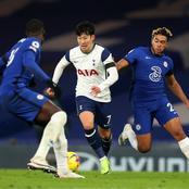 Chelsea Player Who Silenced Son Yesterday.