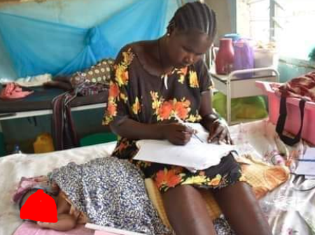 KCPE Candidate Delivers Bouncing Baby, Takes her Exam From Hospital