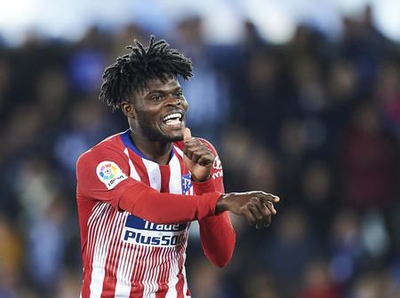 Arsenal completes the signing of Thomas Partey