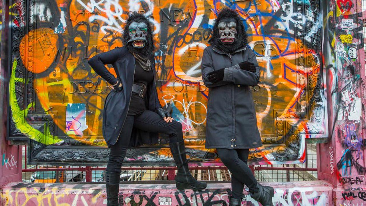 Guerrilla Girls interview: still bananas for equality in the art world