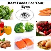 Foods To Eat To Improve Your Eyesight