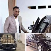La voiture de l'homme de Dieu Raoul Wafo au cœur des polémiques sur la toile