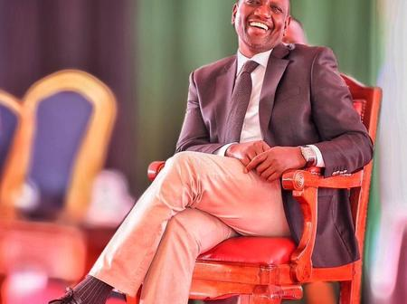 DP Ruto Takes Runaway Lead in This Presidential Poll