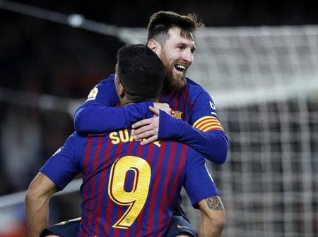 20 World's Most Valuable Soccer Teams 2021, Barcelona Tops for First Time