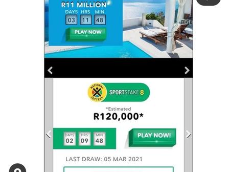 Gugu aka mamlambo talks about unclaimed R51 million won from Lotto by someone from Limpopo