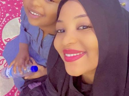 Check Out 25+ Photos Of Aisha Tsamiya And Her Identical Twins Sons