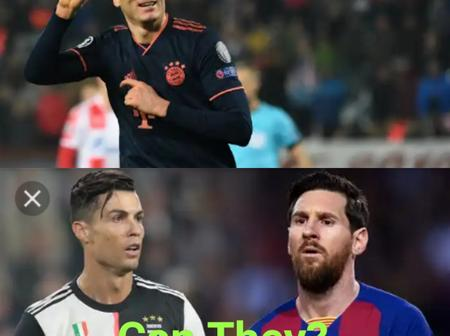 4 Records Created By Lewandoski Which Ronaldo And Messi Might NEVER Break-SEE PHOTOS-