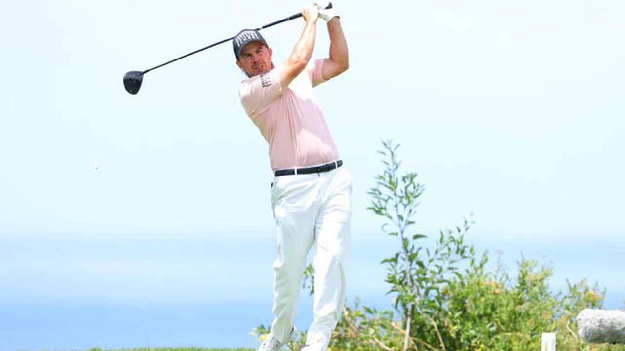 Tartan trio have leader in sights at halfway stage in Tenerife title battle