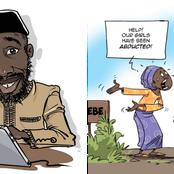 Man Caution Mustapha Bulama Over His Latest Cartoon