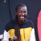 'Na Ujue Diamond Bado Ako Single!' Mammito Told After She Was Spotted At Wasafi Fm In Tanzania