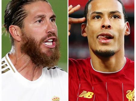 OPINION : TOP 10 Best Football Defenders in the World. (Photos)