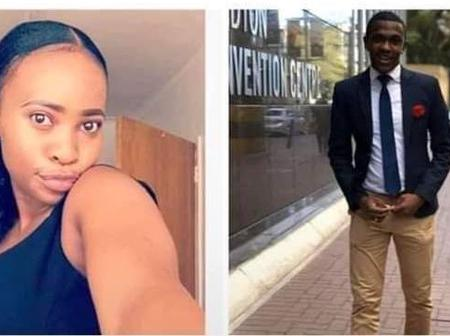 Tshepiso exposes a couple that it is dating in private