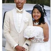 Remember The 16 Years Old Boy Who Married A Girl Of 16 Years Old? See Their Recent Pictures