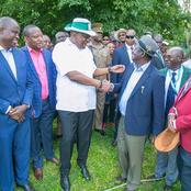Powerful Mt Kenya Politician Warns Raila On What Uhuru Is Plotting Against Him