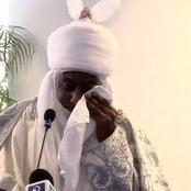 History: Flashback To When Emir Sanusi Lamido Was Dethroned By Ganduje Exactly 1 Year Ago