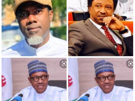 Sen. Shehu Sani Begs Reno To Leave Abuja House Gate In London So Buhari Can Rest, See Reactions
