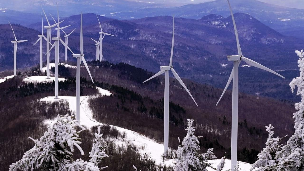 The science behind frozen wind turbines – and how to keep them spinning through thewinter