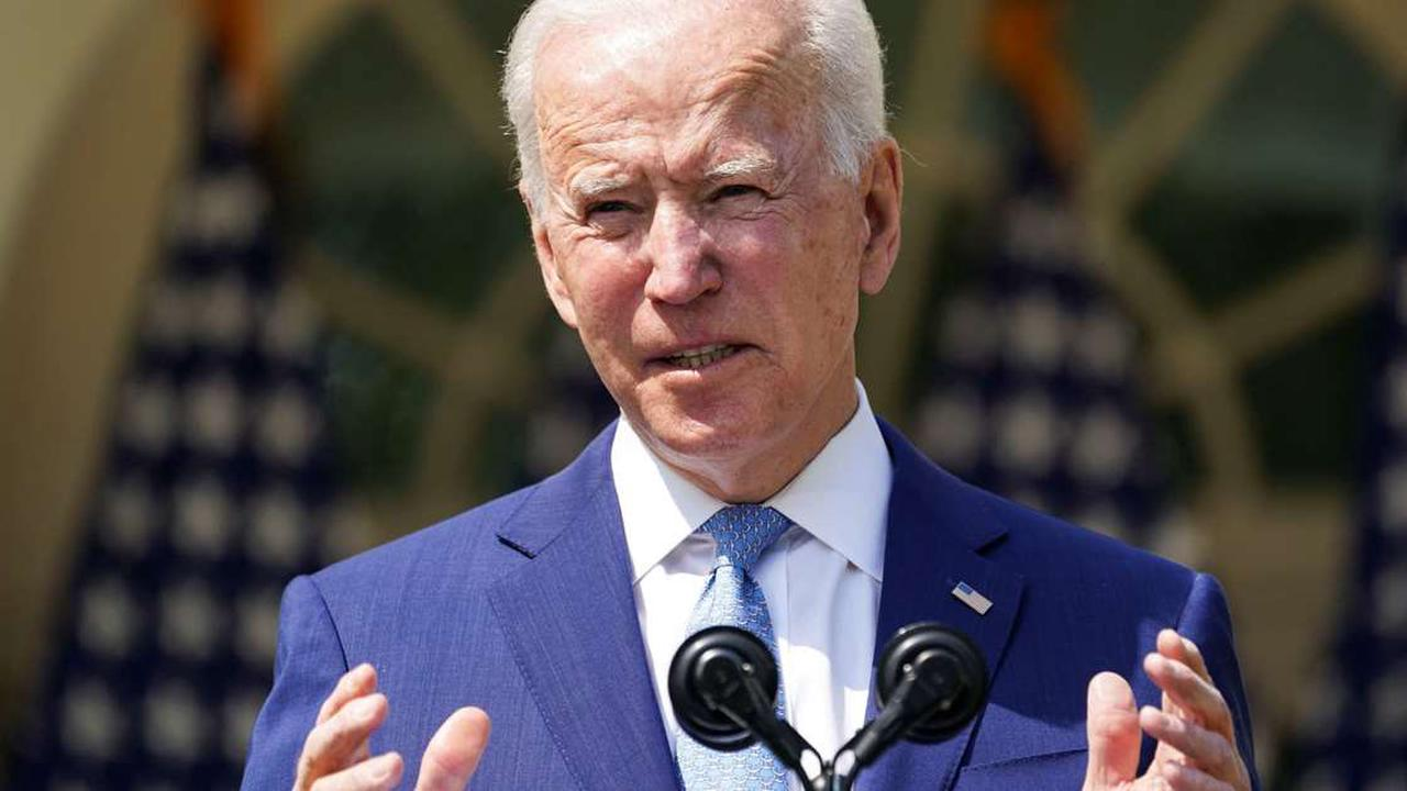 Biden says gun violence in U.S. is an epidemic, unveils executive actions and calls for national red flag law