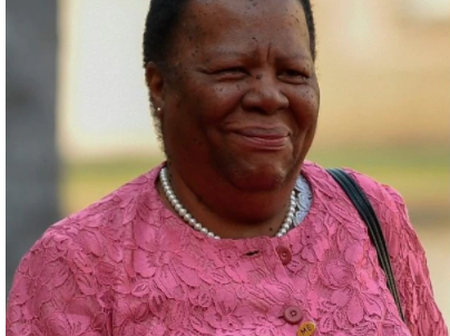 Finally Naledi Pandor open up about R118m depleted on New York Trip