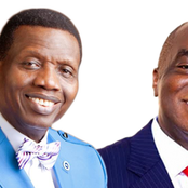 Check Out What Pastor Adeboye Said About Bishop Oyedepo