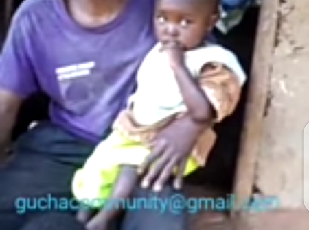 Kisii Man Cries For Help After Failing to Feed His 9 Children [Video]