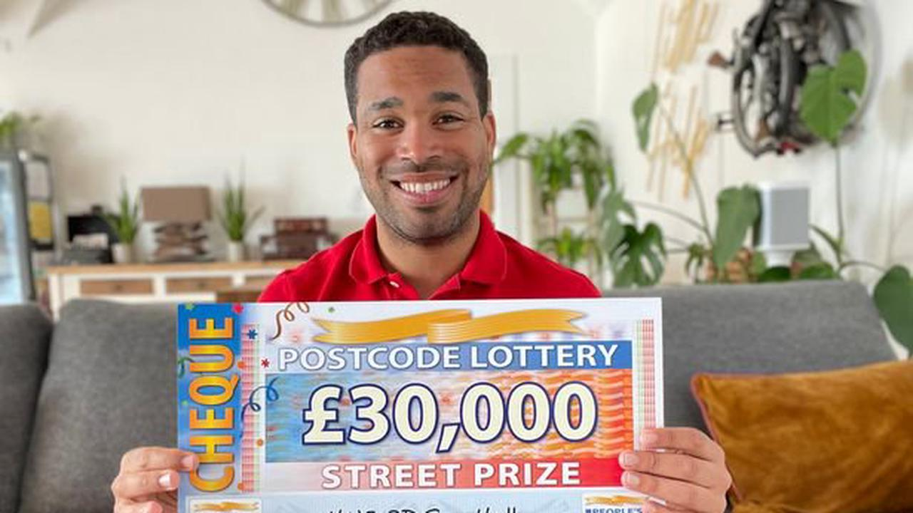 People's Postcode Lottery win lands Hull neighbours £270,000