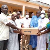 Koro / Solidarité - ramadan: Le grand geste du député Soumahoro Youssouf aux populations