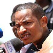 Babu Owino Delivers Bad News To DP Ruto, Sends This Warning