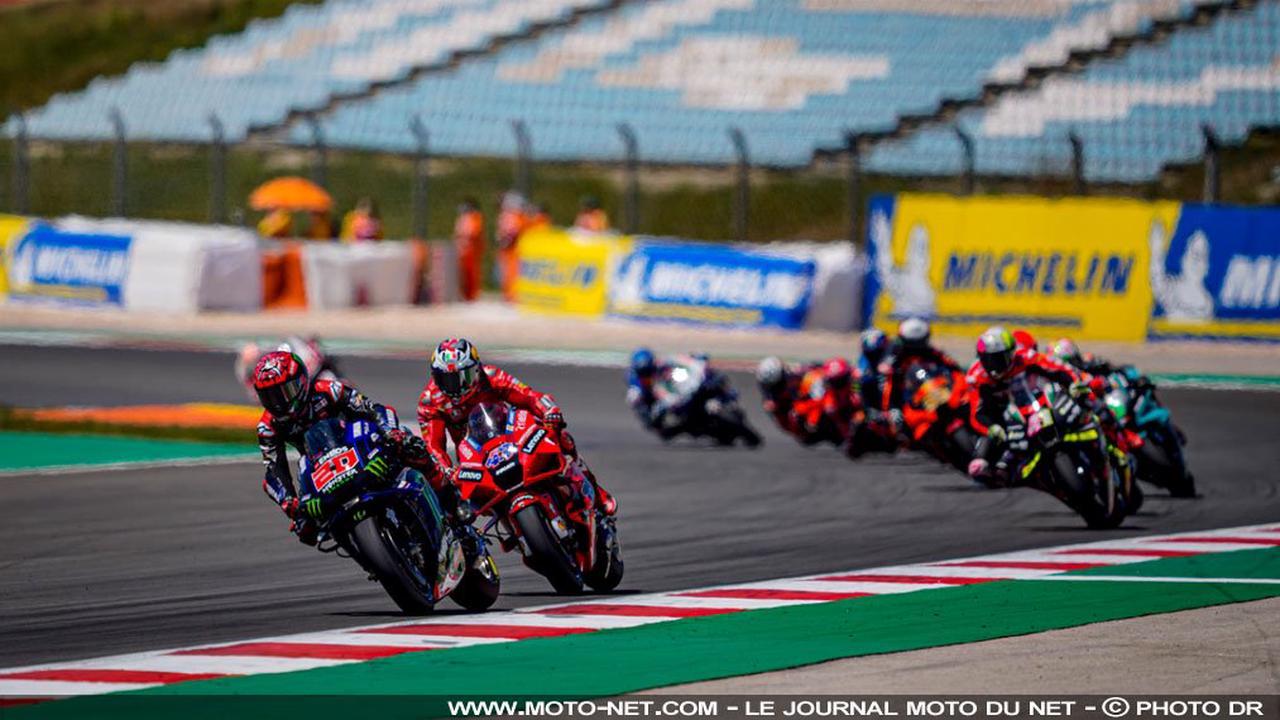 [MotoGP 2020] les 3 derniers, novembre