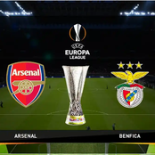 Dangerous Arsenal Line Up That Will Destroy Benfica At Emirates Stadium