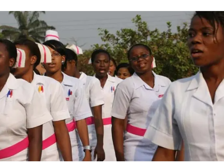 Barely 1 Week After Resident Doctors Embarked On Indefinite Strike, See What Nurses Are Demanding