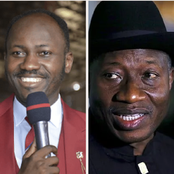 Today's Headlines: Apostle Suleman Releases Prophecies For The Week, Goodluck's Minister Arrested