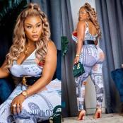 Check out these beautiful pictures of Daniella Okeke, with and without makeup